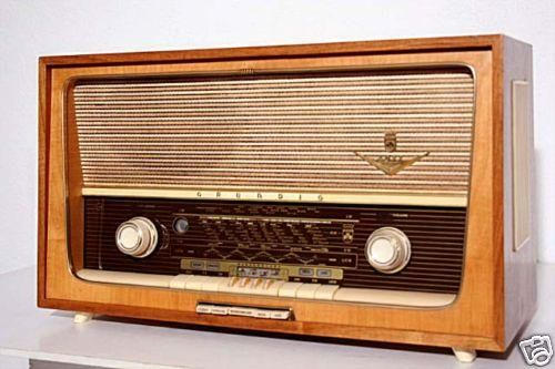 Latitud periodico - Fotos radios antiguas ...